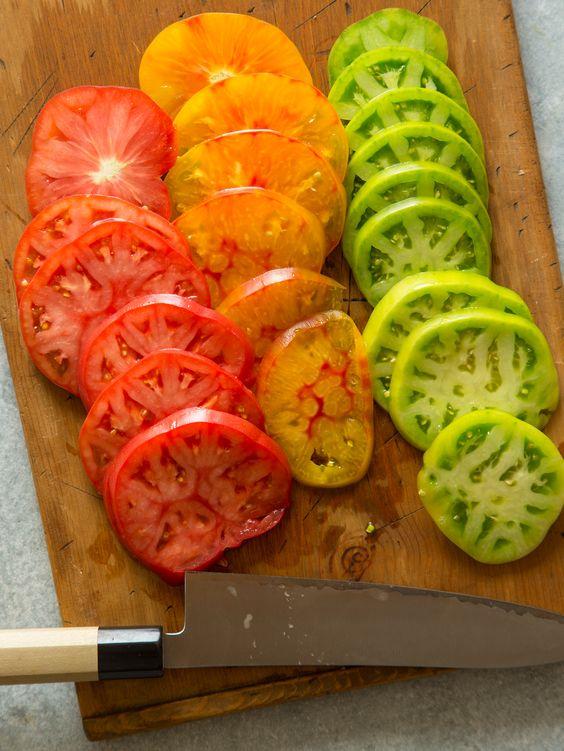 Heirloom Tomato Galette | Spoon Fork Bacon