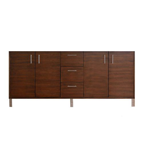 James Martin 72 Metropolitan Double Cabinet Only W O Top American