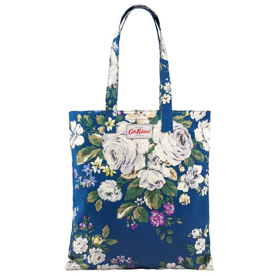 39 hampstead rose 39 book bag cath kidston cath kidston favorites pinterest bags cath. Black Bedroom Furniture Sets. Home Design Ideas