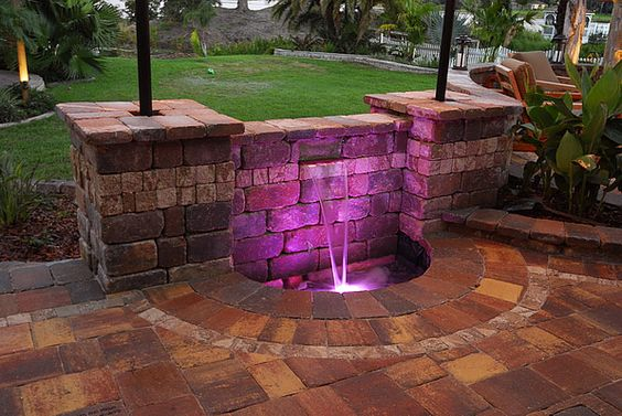 Water Features The sound of flowing water is known to relax the mind on even the roughest days. Many clients use water features not only for an attractive addition to their outdoor living areas, but also for noise reduction due to the fact organic sound can help blend the surrounding unwanted noises in the area. < Read Full Article>
