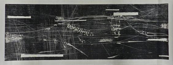 fayga ostrower, sem título (cartão de natal), 1966