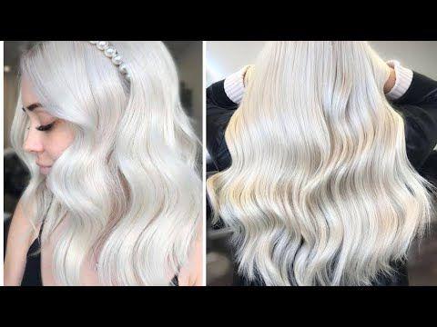 الاشقر الاروبي الؤلؤي طريقة عملو من الالف الى الاياء و اسراره Youtube In 2021 Hair Styles Beauty Hair