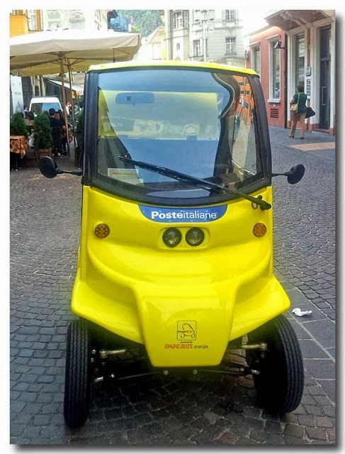 Poste italiane tiny car pinterest html for Poste italiane