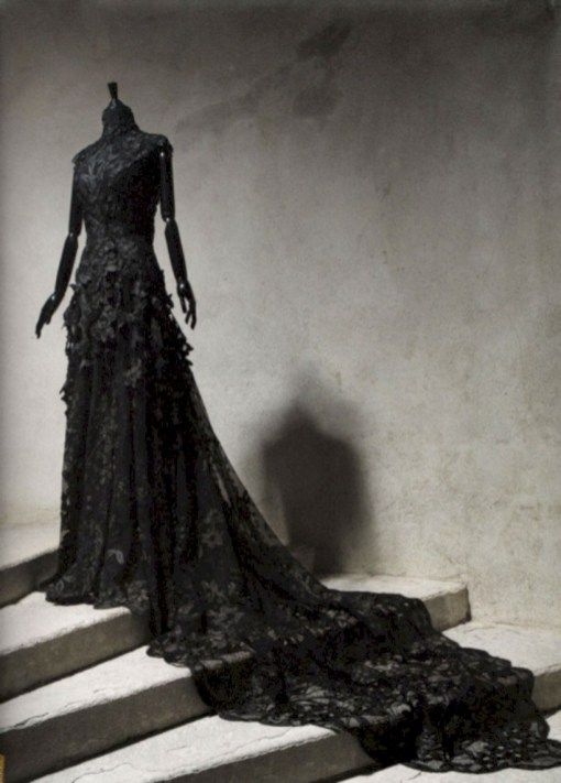 32 Adorable Black Halloween Wedding Dress Ideas Vis Wed Black Gothic Dress Gothic Wedding Dress Halloween Wedding Dresses