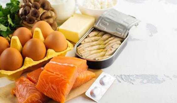 ما هي الاطعمة الغنية بفيتامين د Nutrition Diabetes Remedies Vitamin D