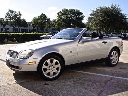 1998 mercedes benz slk230 kompressor convertible cars i for Mercedes benz slk230 kompressor