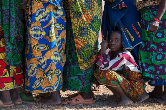 Week of May 22, 2015 Burundian refugees line up for cholera screening in Kigoma, Tanzania. Some 3,000 cholera cases have been reported in Tanzania, mainly among people fleeing violence in Burundi, the United Nations said Friday.     DANIEL HAYDUK/AGENCE FRANCE-PRESSE/GETTY IMAGES