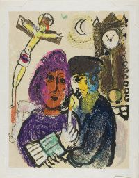 Marc Chagalls poetic, figurative style made him one of most popular modern  artists, while his long life and varied output made him one of the most
