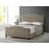 Found it at Wayfair - Contemporary Panel Bed