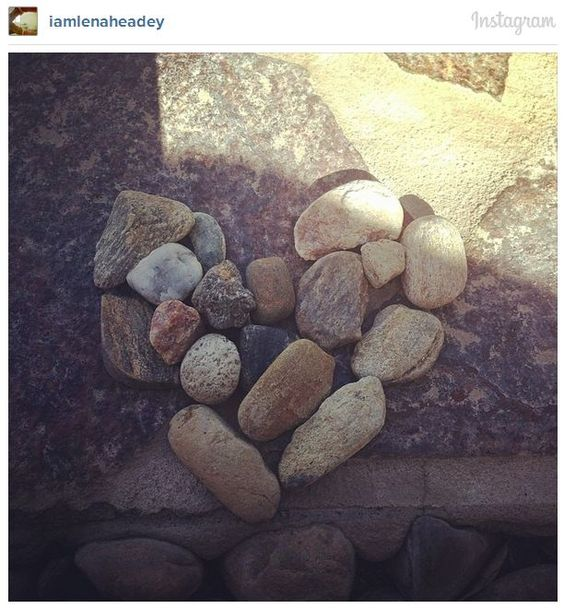 iamlenaheadey: My stone heart [Is Lena Headey spoiling the next episodes or what?]