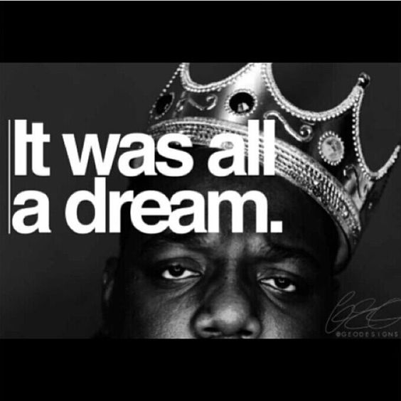 Biggie Smalls Best Quotes: Biggie Smalls, Word Up And A Dream On Pinterest