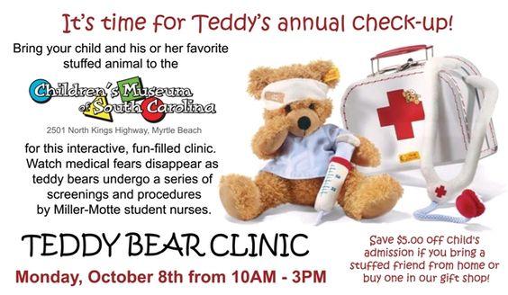 Kid That Makes Teddy Bears For Sick Children