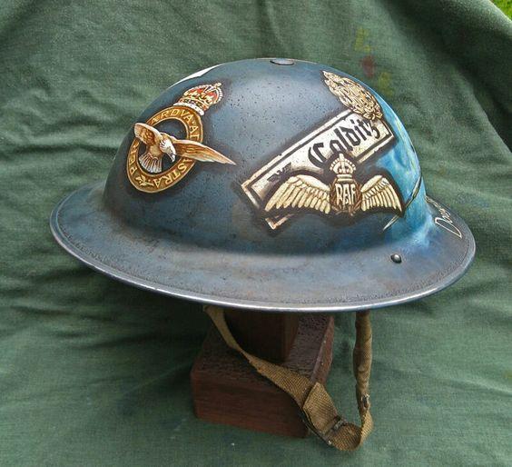Brody helmet