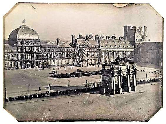 Palais Des Tuileries Avant 1871 Vieux Paris Photos Anciennes Palais Des Tuileries