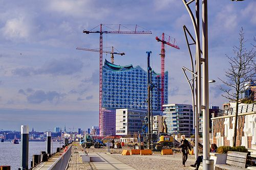 Hamburg 49 HafenCity Elbphilarmonie