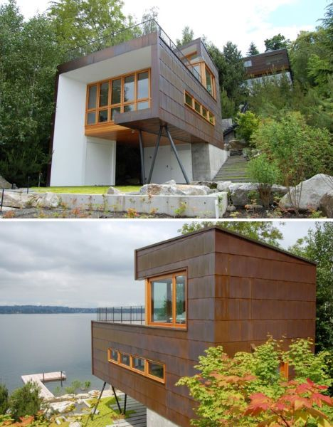 Houses Hotels Boxes Cabin House Modern Container Homes The Box Cubes