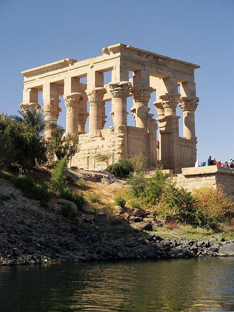 #agilkia #trajan #philae #temple #island #kiosk #egypt #chuha #the #of #at #on #byThe Kiosk of Trajan at Philae Temple, on Agilkia Island, Egypt (by chuha).The Kiosk of Trajan at Philae Temple, on Agilkia Island, Egypt (by chuha).