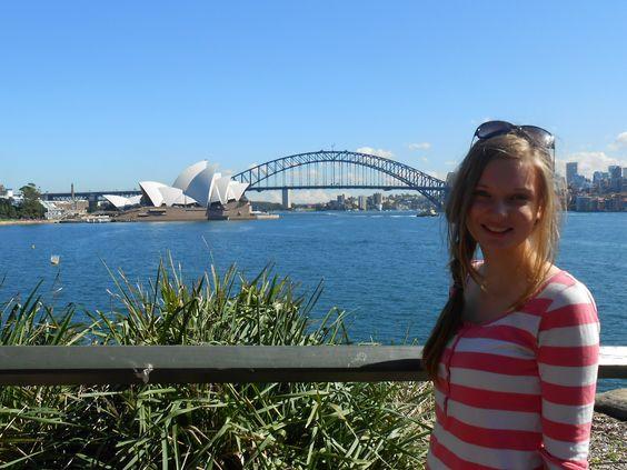 """Lisa #highschoolyear #australia - """"Zu den 'Aussies' selbst kann ich sagen, dass diese sehr lebensfreudig, offen und freundlich sind. Ich habe unvergessliche Freundschaften geschlossen, mit denen ich auch immer noch Kontakt habe und die ich unbedingt wiedersehen werde."""""""