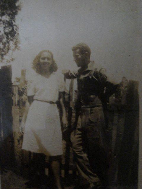 https://flic.kr/p/K3ewd | MADALENA XAVIER COIMBRA E ANTONIO COIMBRA | 1947, namoro do casal