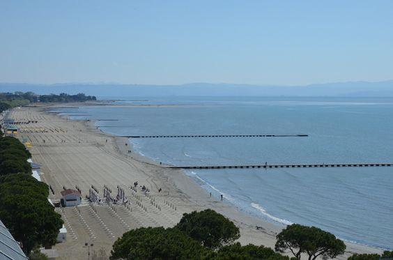 La spiaggia di Grado