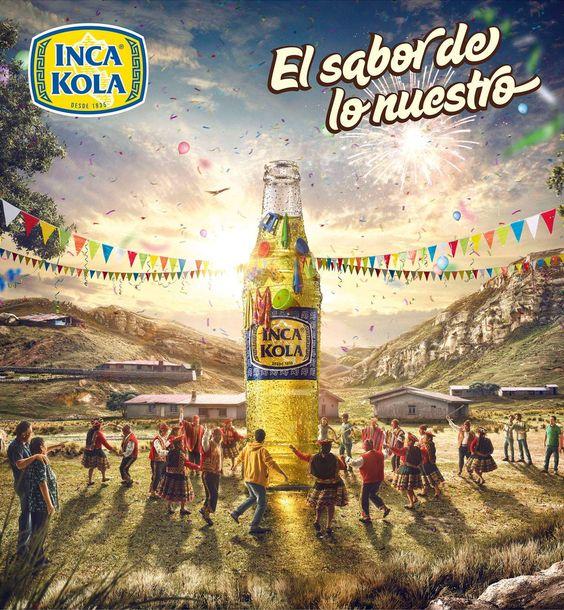 INCA KOLA | EL SABOR DE LO NUESTRO