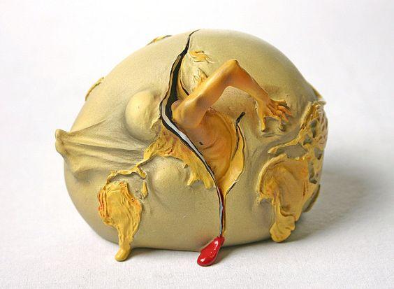 Salvador Dali geopolítico Criança Escultura Estátua Estatueta Boneco Surrealismo Arte | Arte, De negociantes e revendedores, Escultura e entalhes | eBay!