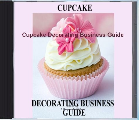 ... by Step Business Cupcake Decorating Work from Home New on CD | eBay, 473x410 in 205.3KB