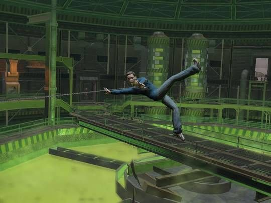 Spiderman 3 Game Screenshots