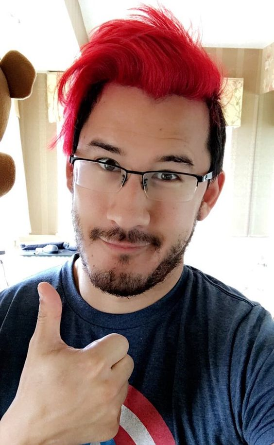 "Markiplier on Twitter: ""Getting back on schedule and feeling good! Have a lovely day everyone!"""