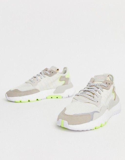 Shop adidas Originals Multicolour Nite Reflective Sneakers