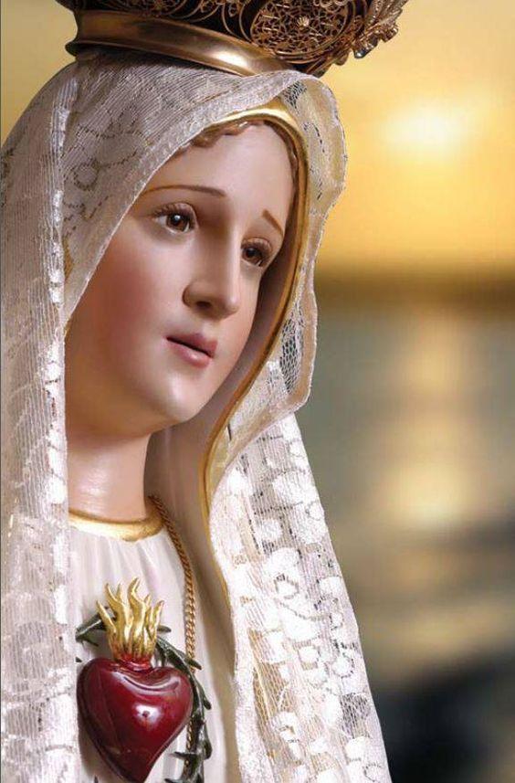Oracion A La Virgen De Fatima Para Peticiones Muy Dificiles En