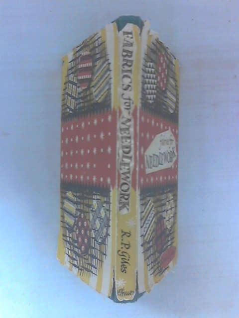 Fabrics for Needlework (Rosalie P. Giles - 1967) (ID:32419) | eBay