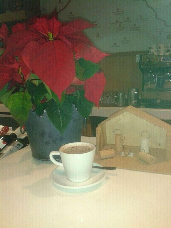 Navidad 2013 #Café  #RayaAromasysabores #Badajoz #Bar #Gastrobar #Restaurante #Tapas #ComerBien