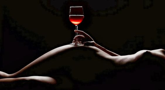 Red wine...yes please!