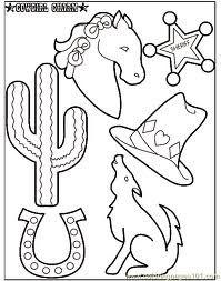 cowboy printables - Google Search