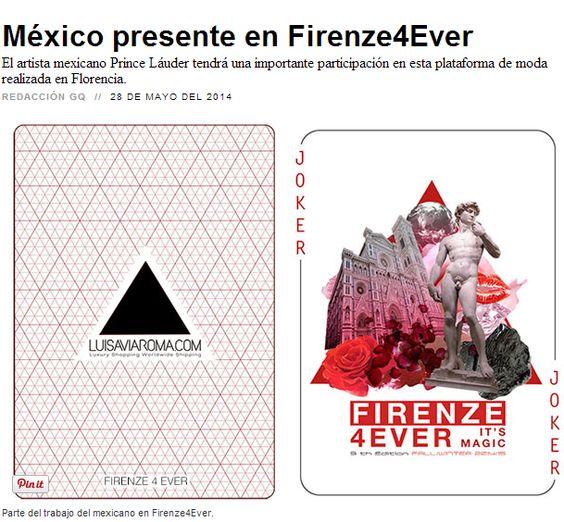 México presente en Firenze4Ever