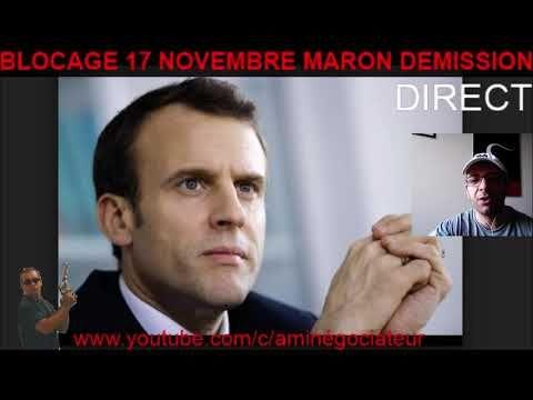Macron Ne Cedera Rien Gilet Jaune Ne Marchera Pas Macron
