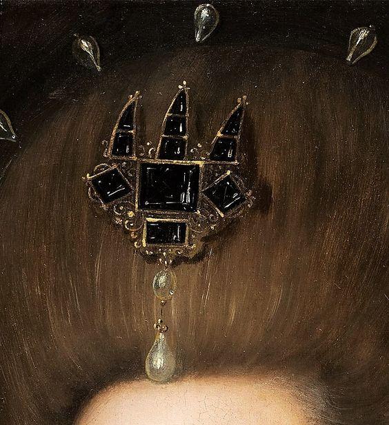Anne of Denmark by John de Critz,1605