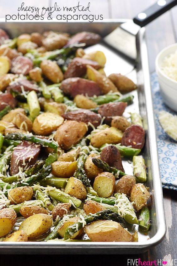 Easter Side Dishes - More than 50 of the Best Sides for Easter Dinner