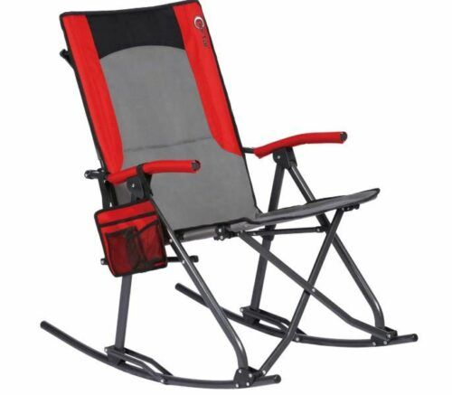 Outdoor Folding Rocking Chair