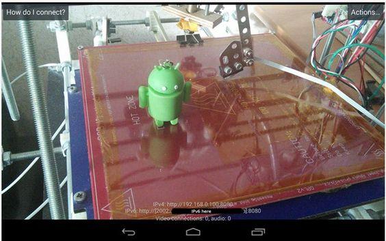 IP Webcam: Como usar o seu Android como uma Webcam
