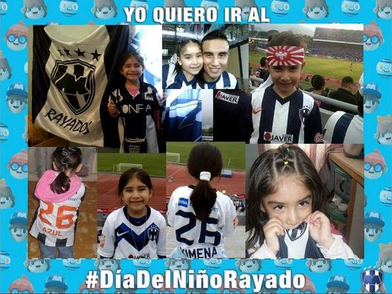 #Rayados Mario Alberto Puente Guevara ... #DiaDelNinoRayado pic.twitter.com/PEKmYHeOZf