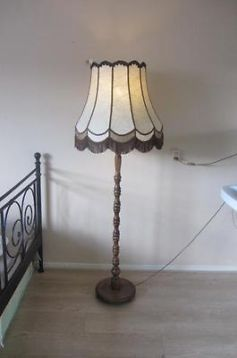 brocante retro and lamps on pinterest