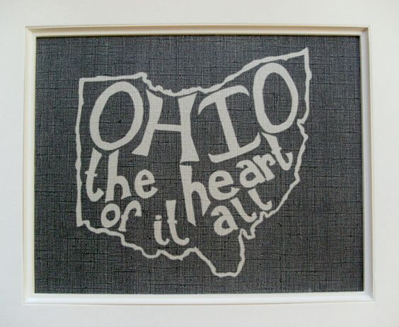 My heart is in Ohio.: Black Backgrounds, Favorite Places Spaces, Ohio 18, Gift Ideas, My Heart, 18 Ohio, Beautiful Ohio, Ohio Repin, Awesome Ohio