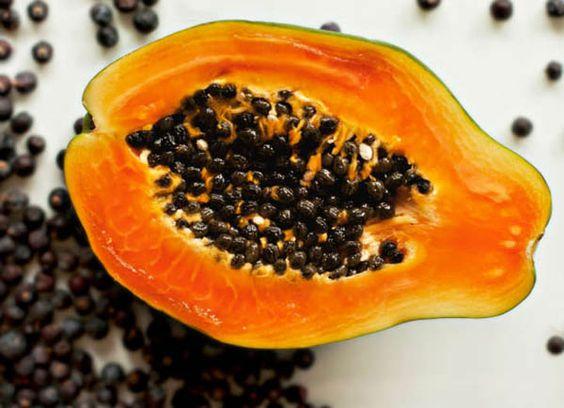 Cómo desintoxicar el hígado y los riñones con semillas de papaya! Alimentos…