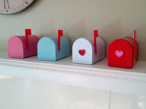 Valentine's Week Mailbox surprises