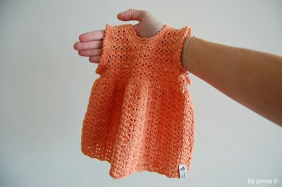 Japanese Crochet Baby Dress Pattern : Pinterest The world s catalog of ideas
