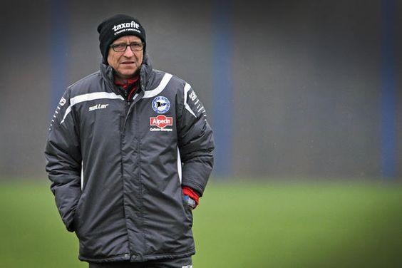 Verlängerung des DSC-Trainers jetzt auch schriftlich fix – Burmeister vorerst zurück +++  Meier unterschreibt bis 2017