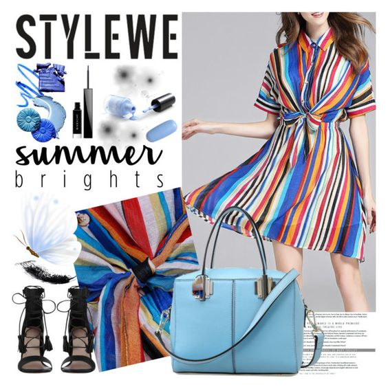 """STYLEWE 4"" by gaby-mil ❤ liked on Polyvore featuring Zimmermann, Givenchy, Leather, dress and stylewe"