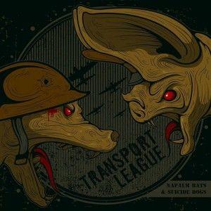 Transport League - Napalm Bats & Suicide Dogs 3/5 Sterne